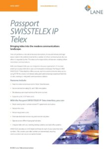 thumbnail of Swisstelex_Datasheet_2013_all